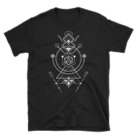 Dungeons and Dragons Shirt - D20 Dice Minimalist Symbols Unisex RPG Shirt - DnD Shirts Dungeon Armory