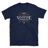 Vampire Hunter Character Class Unisex Pathfinder T-Shirt - Dungeon Armory - Tabletop RPG Shirt Dungeons & Dragons T-Shirt Pathfinder RPG T-Shirt