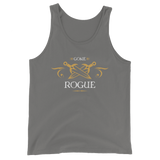 Gone Rogue Unisex RPG Tank Top - Dungeon Armory - Tabletop RPG Shirt Dungeons & Dragons T-Shirt Pathfinder RPG T-Shirt