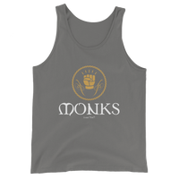 Monks Emblem Unisex Tank Top - Dungeon Armory - Tabletop RPG Shirt Dungeons & Dragons T-Shirt Pathfinder RPG T-Shirt