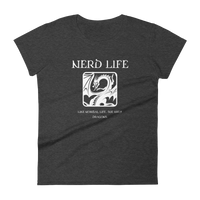 Nerd Life Meme Women's RPG Shirt - Dungeon Armory - Tabletop RPG Shirt Dungeons & Dragons T-Shirt Pathfinder RPG T-Shirt