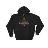 Barbarians Emblem Hooded Sweatshirt - Dungeon Armory