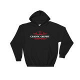 Chaotic Grumpy Alignment RPG Hoodie - Dungeon Armory - Tabletop RPG Shirt Dungeons & Dragons T-Shirt Pathfinder RPG T-Shirt