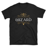 Wizard Unisex RPG Shirt - Dungeon Armory