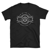 5 % of the Time it Works Every Time Unisex RPG Shirt - Dungeon Armory - Tabletop RPG Shirt Dungeons & Dragons T-Shirt Pathfinder RPG T-Shirt