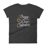 Dungeons and Dragons Shirt - Crazy Dice Collector Women's RPG Shirt - DnD Shirts Dungeon Armory
