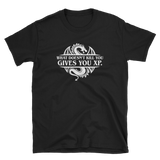 What Doesn't Kill You Gives You XP Custom Listing for Johnna - Dungeon Armory - Tabletop RPG Shirt Dungeons & Dragons T-Shirt Pathfinder RPG T-Shirt