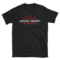 Dungeons and Dragons Shirt - Chaotic Grumpy Alignment Unisex RPG Shirt - DnD Shirts Dungeon Armory