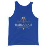Barbarians Emblem Unisex RPG Tank Top - Dungeon Armory