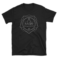 Bard Minimalist Emblem Unisex RPG Shirt - Dungeon Armory - Tabletop RPG Shirt Dungeons & Dragons T-Shirt Pathfinder RPG T-Shirt