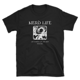 Nerd Life : Like Normal Life But with Dragons with Name on Back - Custom Listing for Johnna - Dungeon Armory - Tabletop RPG Shirt Dungeons & Dragons T-Shirt Pathfinder RPG T-Shirt