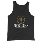 Dungeons and Dragons Shirt - Rogues Unisex RPG Tank Top - DnD Shirts Dungeon Armory