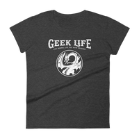 Geek Life Meme Women's RPG Shirt - Dungeon Armory - Tabletop RPG Shirt Dungeons & Dragons T-Shirt Pathfinder RPG T-Shirt