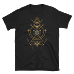 Esoteric Polyhedral D20 Dice Unisex RPG T-Shirt - Dungeon Armory - Tabletop RPG Shirt Dungeons & Dragons T-Shirt Pathfinder RPG T-Shirt