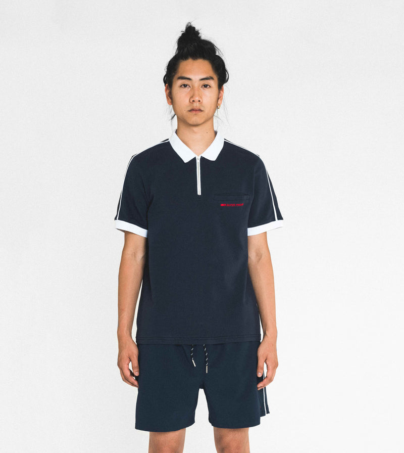 Players Polo - Navy