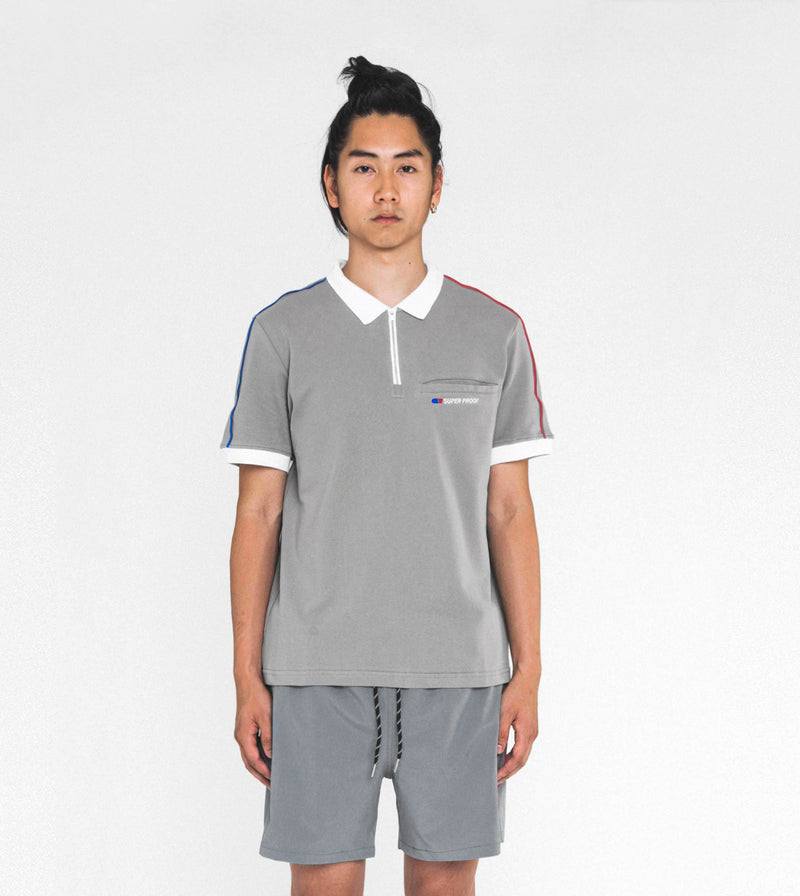 Players Polo - Grey