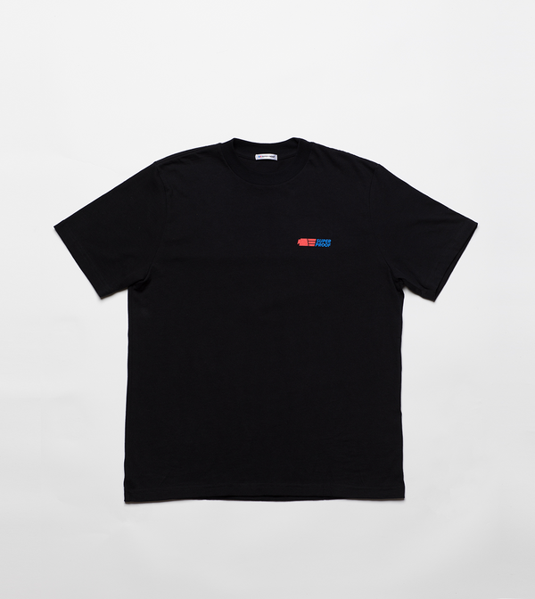 Limited Edition Staple Graphic Tee - Black