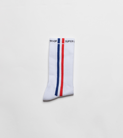 Speed Socks - White