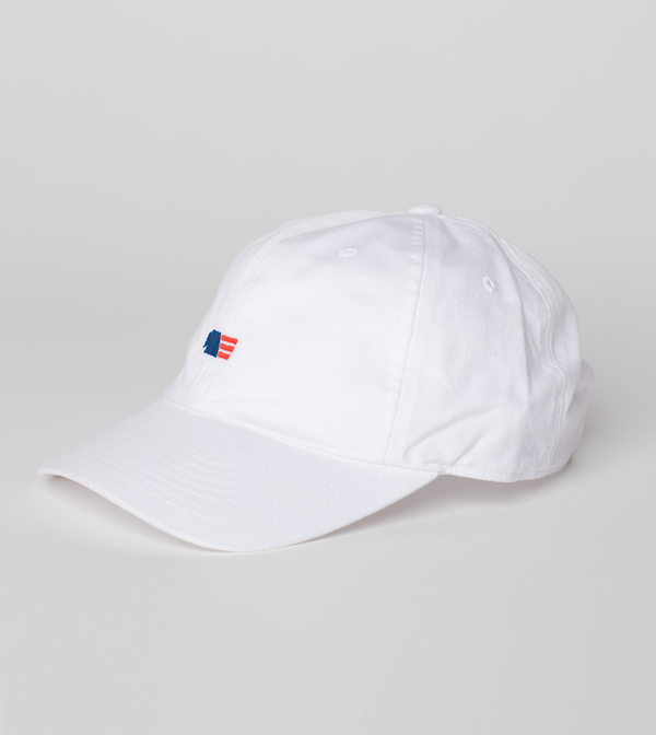 Dad Cap - White
