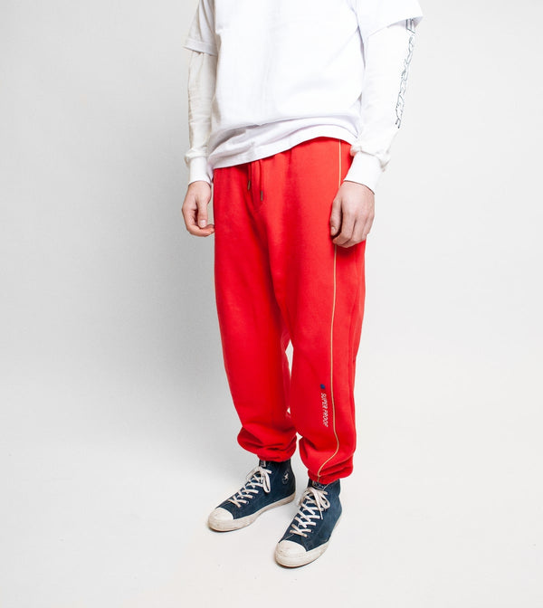 Sportif Sweatpants - Red