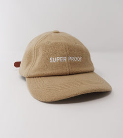 Fleece Cap - Beige