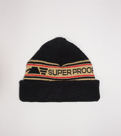 Hockey Beanie - Black