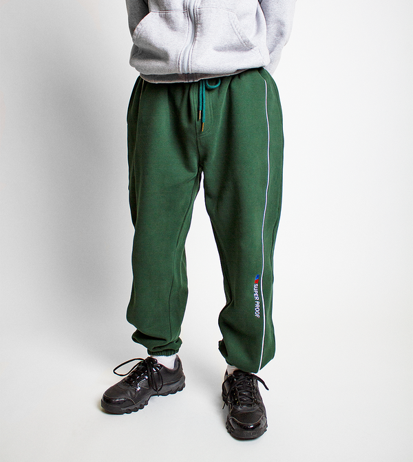 Sportif Sweatpants - Green