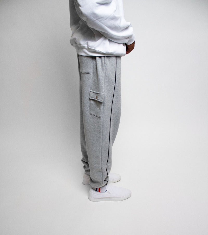 Sportif Sweatpants - Grey