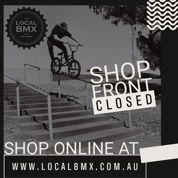 LOCAL BMX COVID 19 OPERATING UPDATE