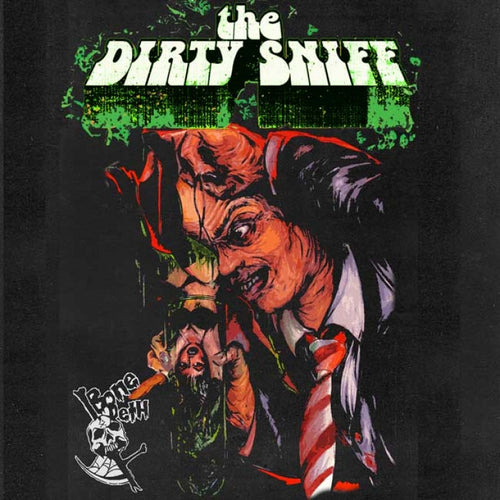 BONE DETH DVD - THE DIRTY SNIFF