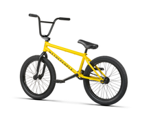WE THE PEOPLE JUSTICE 2021 COMPLETE BIKE - MATT TAXI YELLOW