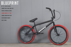 "SUNDAY BLUEPRINT 20 2021 20""TT BLACK/RED"