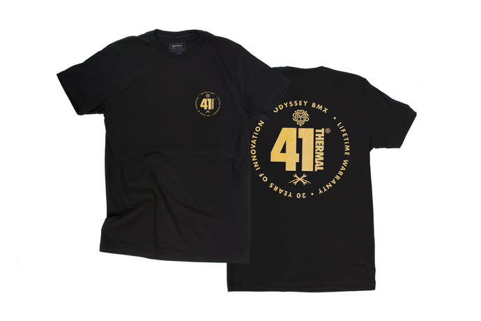 ODYSSEY 41 THERMAL 20TH ANNIVERSARY TEE