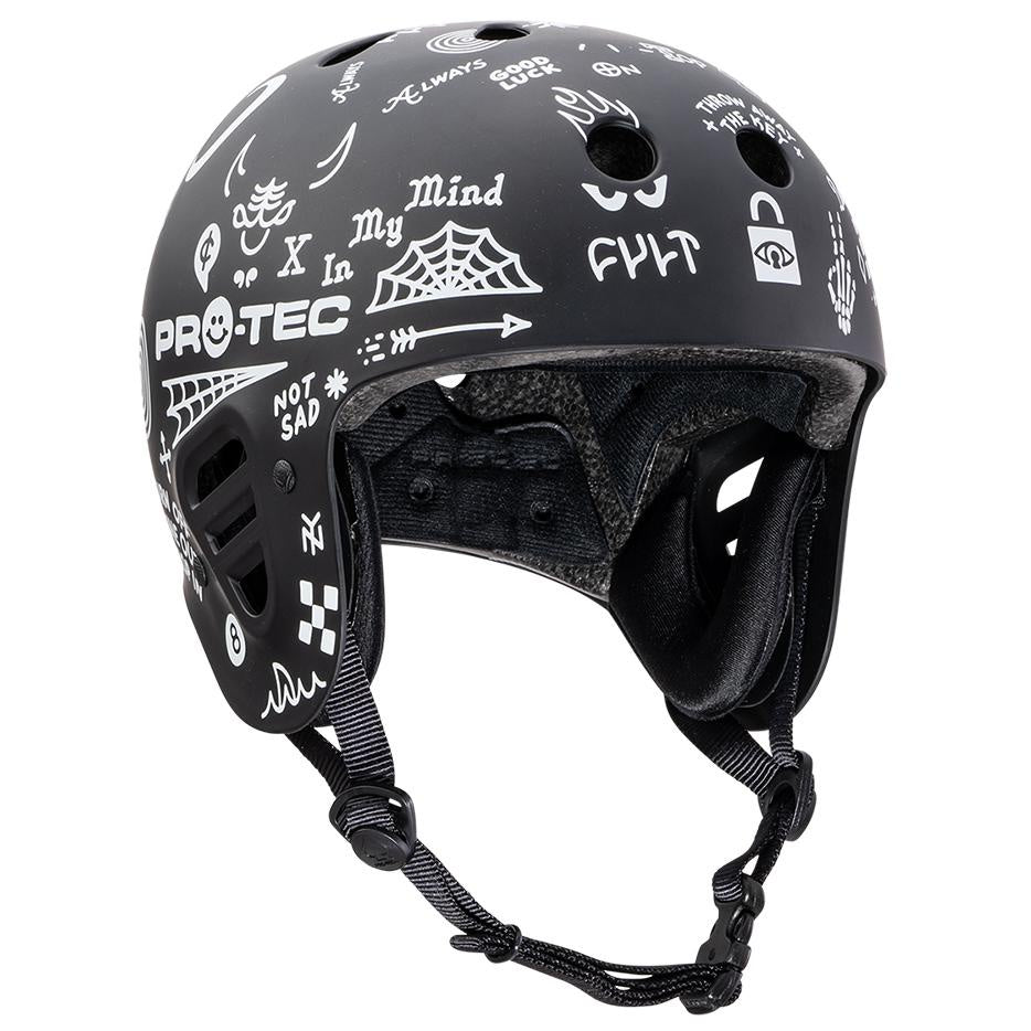 PROTEC X CULT FULL CUT HELMET BLACK