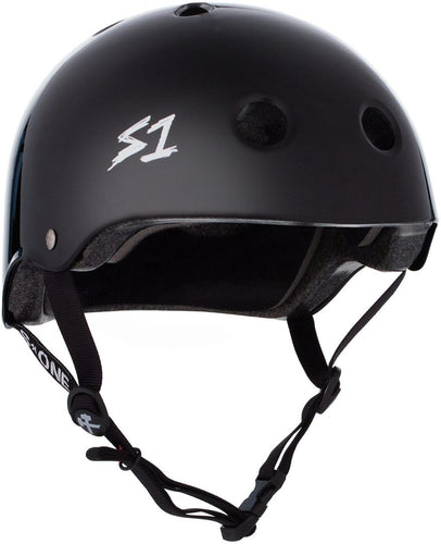 S1 LIFER HELMET MATT BLACK