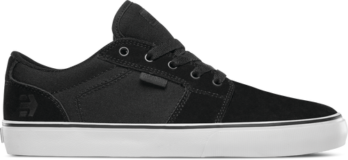 ETNIES BARGE LS BLACK/WHITE/BLACK