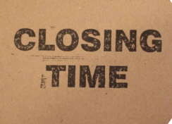 CLOSING TIME DVD