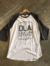 TEE DOWNLOW APPAREL RAGLAN