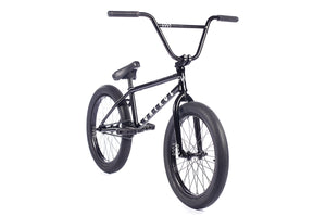 CULT CONTROL 2021 COMPLETE BIKE - BLACK - DUE MARCH