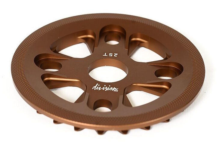 DIVISION VITARA GUARD 25T SPROCKET