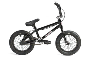 "Colony Horizon 14"" Micro Freestyle Complete Bike Gloss Black / Polished"