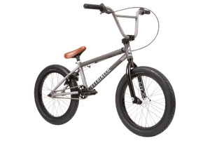 "FIT EIGHTEEN 18"" 2020 BIKE - MATT CLEAR RAW - FREECOASTER"