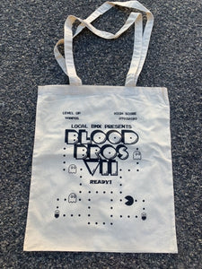 LOCAL BLOOD BROTHERS V2 TOTE BAG