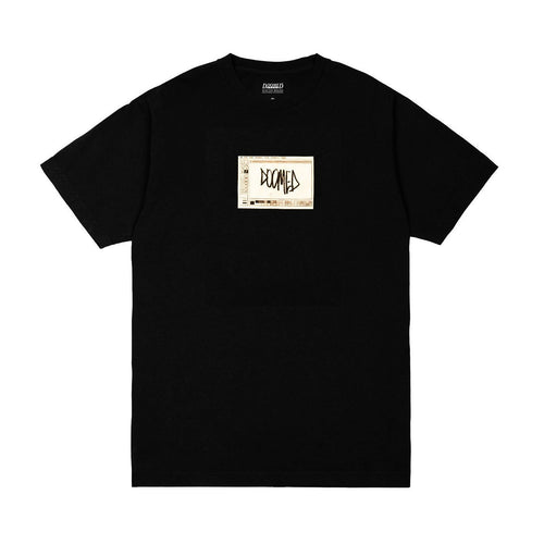 DOOMED S.B JOBS TEE