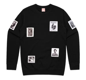 Doomed Patch Sweater