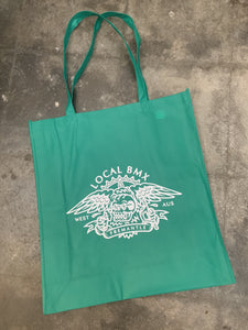 LOCAL BMX GREENIE BAG