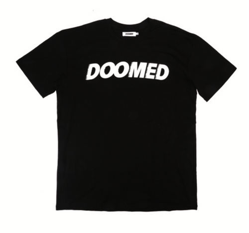 DOOMED ARCHIE TEE BLACK
