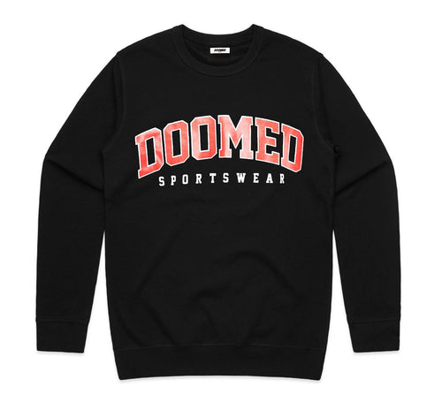 DOOMED DROP OUT SWEATER