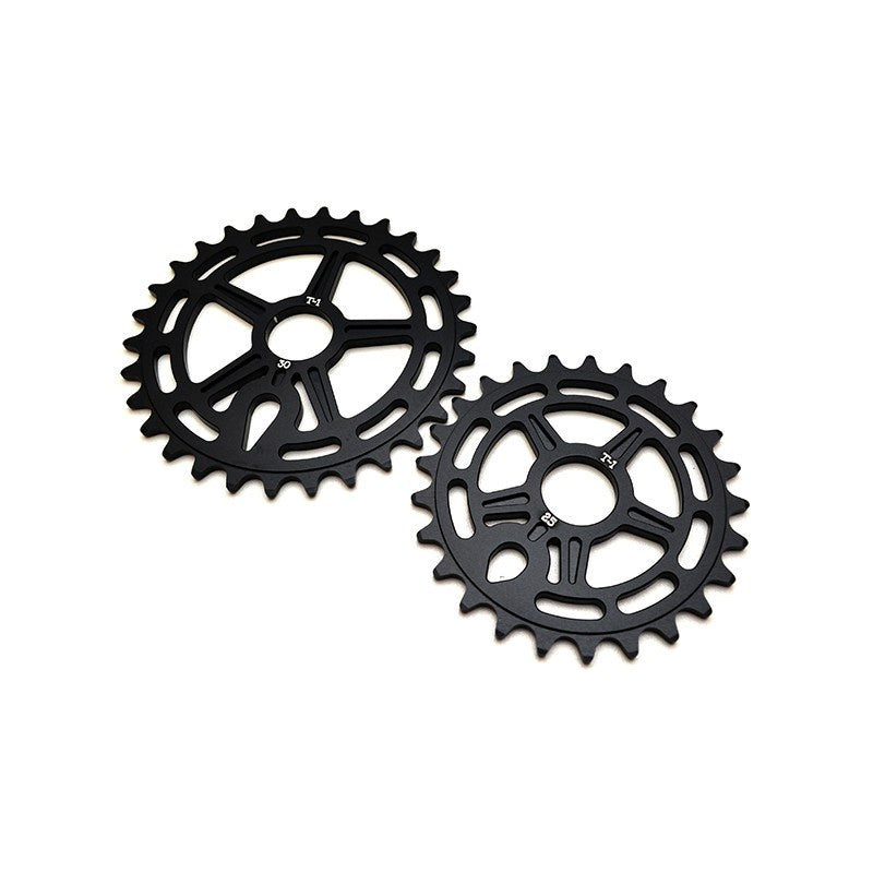 T1 LOGANS RUN SPROCKET BLACK