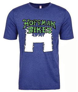 HOFFMAN FLAMING H TEE